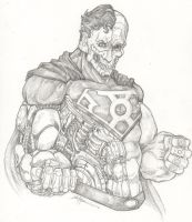 Cyborg Superman by ChrisOzFulton