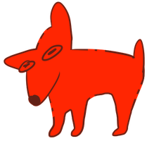 overrated red dog for $12O by pvre