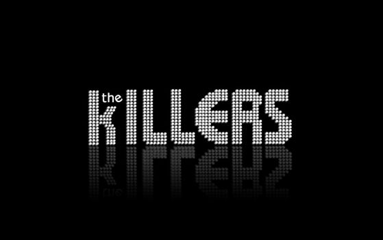 The Killers dotted WP by Mads379