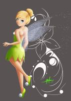 Tinker Bell by animator00