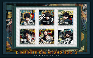 INFINITE - Kim Myung Soo by smallElnis