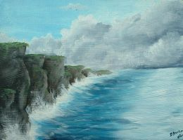 Cliffs of Moher by Kahlan4