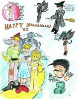 Happy Halloween '05 from FMA by Omicheese