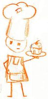 Le Pastry Chef by Mollicles420
