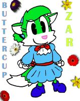 ButterCup Zar - Old Time toons by dawny