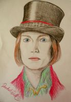 Willy Wonka by DashutaDoll