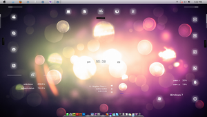 Flare_Desktop by veeradesigns