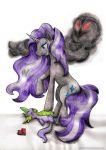 Nightmare Rarity - what have I done by WitchBehindTheBush