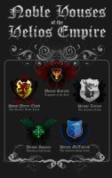 Noble Houses of the Helios Empire by daTSchikinhed