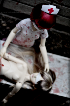 Give them Blood III by artemiselani