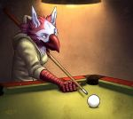 Corner Pocket by Merystic