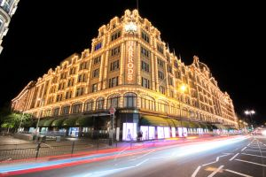 Late night Harrods by bodomfan1986