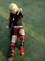 Togainu no Chi Rin Cosplay #1 by LittleLaki