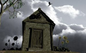 The House of Light and Shadow by curious3d