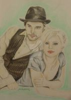 andrew and hannah 2 by h1artyness