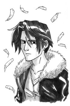 Squall by mscorley