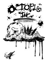 Octopus Inc. Pen Company by EricDaNerd