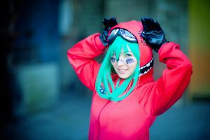 Matryoshka (GUMI) by little-aeche