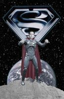 Tim Burton's Superman Lives by Hartter