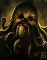 Cthulhubacca by Emortal982