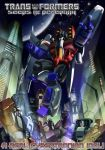 Cover C - Cybertronian Idol by Tf-SeedsOfDeception