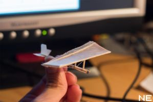 A small glider I built several years ago by nemecle