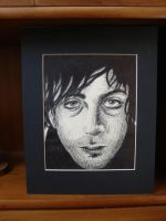 Syd Barrett Portrait by Trenching-China