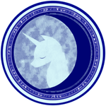 Princess Luna Badge by Exploding-Spaceman