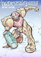 samus by yamatorodeo