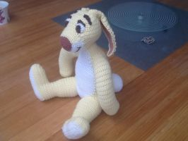 Rabbit crochet from Winnie the Pooh by Dianaleaver