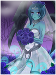 .: Ghost Bride Morgana :. by Kuichuu
