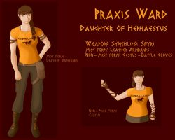 DR: Praxis Ward by VicariousRed