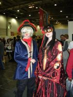 MCM Expo Oct 08 Cosplay 3 by Colzy-Chan