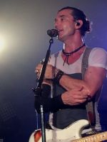 Bush 22 (Gavin Rossdale) by Zekira