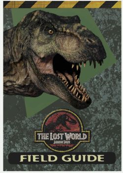The lost World FIELD GUIDE by MANUSAURIO