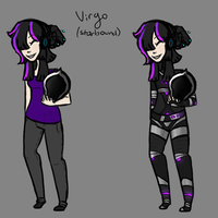 Virgo by TheseWeirdFishes