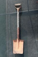 Old Rusty Spade by Digimaree