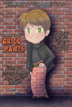 Jensen and the Brick Pants by ladyriven