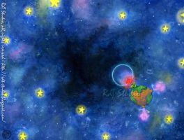 The Little Prince: a sky with no stars by HeroesDaughter