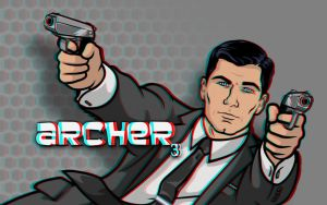 Archer 3-D conversion by MVRamsey