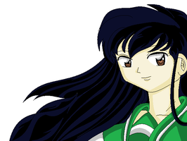 Kagome by hanyou-lover1