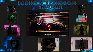 Logins Screens 2014 By FASCA123 by FASsCA123