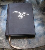 Leather Book by OriginalCopyCat1874