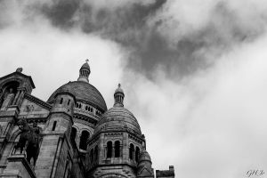 Montmartre Paris by GH-Jo