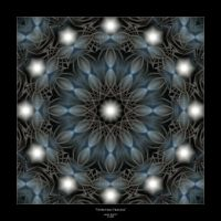 Vitruvian Fractal by 2BORN02B