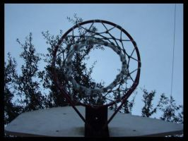. Through the Basket . by Enmitywolf