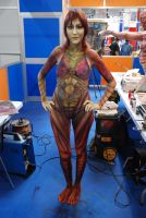 Body Painting Sarah Kerrigan by VegaNya
