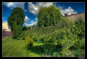 HDR - My Magic Garden I by adamsik