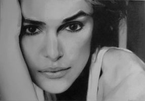 Keira Knightley by Ed-Head73