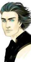 Alec Lightwood Sketch by fluffys-inu